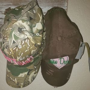 (2) Country girl hats